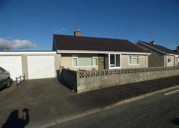 Thumbnail 2 bed bungalow for sale in Lon Ceredigion, Pwllheli, Gwynedd