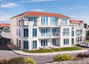 Thumbnail 3 bed flat for sale in Penthouse Apartment, Locks Lodge, Locks Common Road, Porthcawl