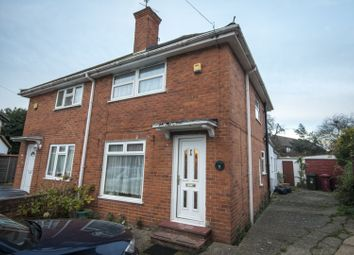 Thumbnail 2 bedroom semi-detached house for sale in Merrivale Gardens, Reading