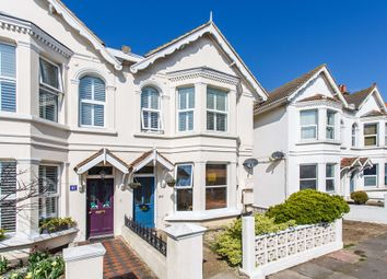 Thumbnail 2 bed flat for sale in St. Leonards Road, Hove
