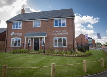 Thumbnail 4 bed detached house for sale in Plot 58 - The Humber, Cowley Park, Donington