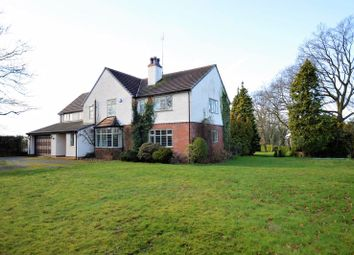 Thumbnail 6 bed detached house for sale in Chorley Road, Hilldale, Parbold