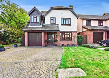 Thumbnail 4 bedroom detached house for sale in Maryfield Close, Joydens Wood, Bexley