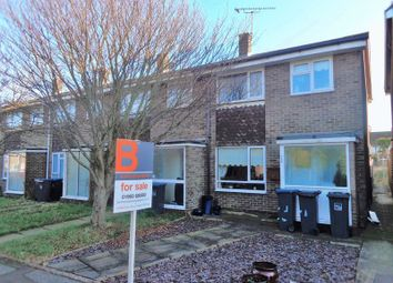 Thumbnail 3 bed end terrace house for sale in Kipling Avenue, Goring-By-Sea, Worthing