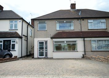 Thumbnail 3 bed semi-detached house for sale in Beltinge Road, Harold Wood, Romford