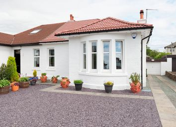 Thumbnail 4 bed semi-detached bungalow for sale in Lanfine Road, Ralston, Paisley