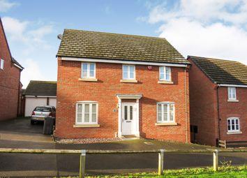 4 bed detached house for sale in Stillington Crescent, Hamilton, Leicester LE5