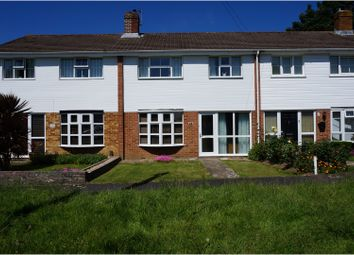 Thumbnail 3 bed terraced house for sale in Western Road, Havant