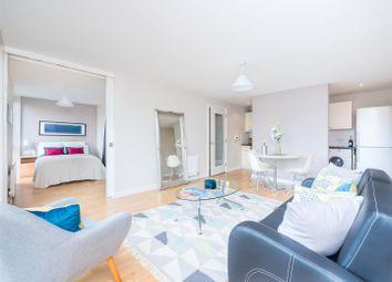 Thumbnail 1 bedroom flat for sale in Saltire Street, Edinburgh