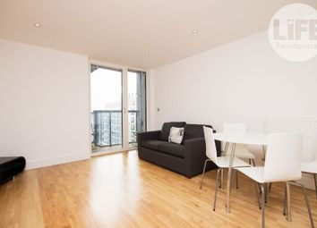 Thumbnail 1 bedroom flat to rent in Jubilee Court, 20 Victoria Parade, London