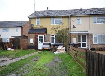 Thumbnail 3 bed end terrace house for sale in Derwent Avenue, Ash Vale, Aldershot