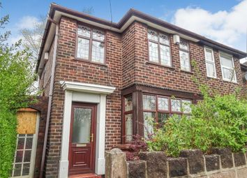 Thumbnail 3 bed semi-detached house for sale in Leek Road, Stoke-On-Trent, Staffordshire