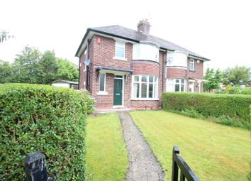 Roundwood Road, Northenden, Greater Manchester M22. 2 bed semi-detached house