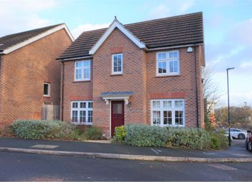 Thumbnail 4 bed detached house for sale in Fleming Way, Birmingham
