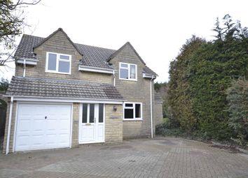 Thumbnail Detached house to rent in Denham Close, Woodmancote, Cheltenham
