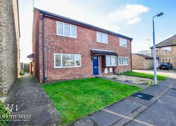 Thumbnail 2 bed end terrace house for sale in Montbretia Close, Stanway, Colchester, Essex