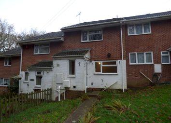 Thumbnail 3 bed terraced house to rent in Staplehurst Close, Southampton