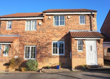 Thumbnail 3 bed semi-detached house for sale in Greenacres Drive, Castleford