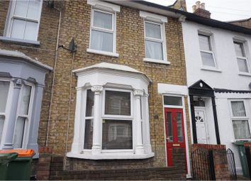 Thumbnail 2 bed terraced house to rent in Tavistock Road, London