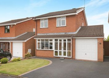 Thumbnail 3 bedroom detached house for sale in Turnham Green, Perton, Wolverhampton