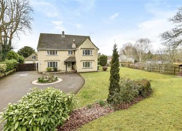 Thumbnail 6 bed detached house for sale in Greens Lane, Wroughton, Swindon