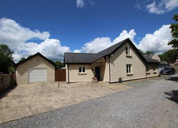 Thumbnail 4 bedroom detached house for sale in Canal Bank, Brecon