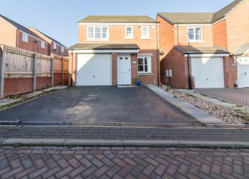 Thumbnail 3 bedroom detached house for sale in Newson Court, Lightcliffe, Halifax