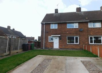 Thumbnail 3 bedroom property to rent in Chestnut Drive, Shirebrook, Mansfield
