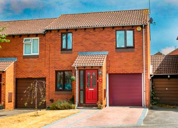 Thumbnail 2 bed semi-detached house for sale in Sellafield Way, Lower Earley, Reading