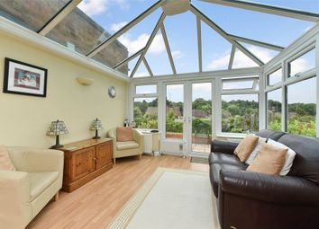 Thumbnail 4 bedroom detached house for sale in Warwick Avenue, Cuffley, Potters Bar