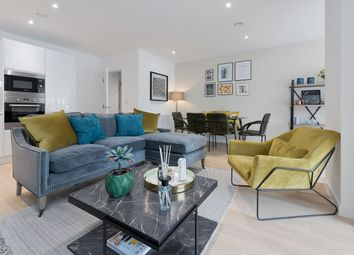 Thumbnail 2 bed flat for sale in Emerald Gardens Westferry Road, London