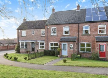 Thumbnail 3 bed terraced house for sale in Copperclay Walk, Easingwold, York