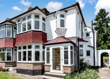 Thumbnail 3 bed semi-detached house for sale in Wood Lodge Lane, West Wickham
