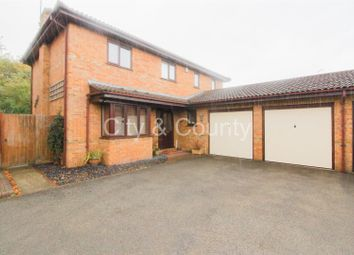 Thumbnail 4 bedroom detached house for sale in Five Arches, Orton Wistow, Peterborough