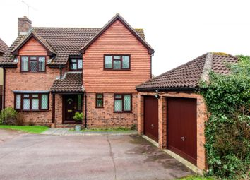 Thumbnail 4 bed detached house for sale in Bradmore Way, Lower Earley, Reading