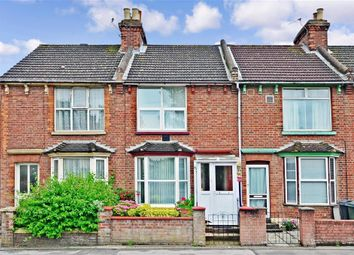 Thumbnail 2 bed terraced house for sale in Kingsnorth Road, Ashford, Kent