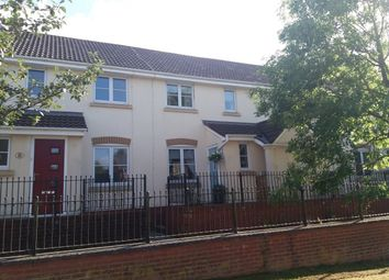 Thumbnail 2 bed terraced house to rent in Oakfields, Tiverton