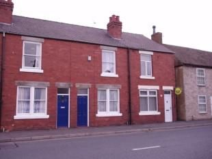 Thumbnail 2 bed terraced house to rent in 109 Doncaster Road, Tickhill, Yorkshire