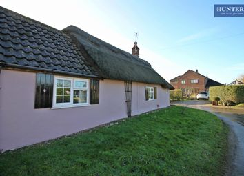 Thumbnail 3 bed cottage for sale in Green Lane, Potter Heigham, Great Yarmouth