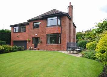Thumbnail 4 bed detached house for sale in Blundering Lane, Stalybridge