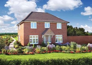 Thumbnail 3 bed detached house for sale in Severn Heights, Off Highfield Road, Lydney, Gloucestershire