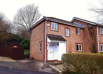 Thumbnail 3 bedroom end terrace house for sale in Pinecrest Drive, Thornhill, Cardiff.