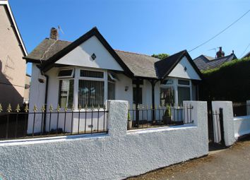 Thumbnail 3 bed detached bungalow for sale in Blaendare Road, Cwmfields, Pontypool