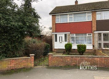 Thumbnail 3 bed end terrace house to rent in Russell's Ride, Waltham Cross