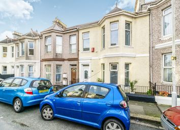 Thumbnail 3 bed terraced house for sale in Cotehele Avenue, Prince Rock, Plymouth