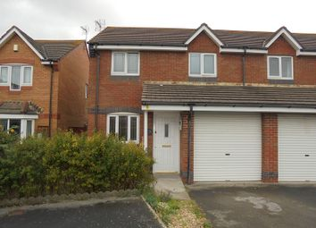Thumbnail 3 bed semi-detached house to rent in Parc-Y-Berllan, Porthcawl, Bridgend.