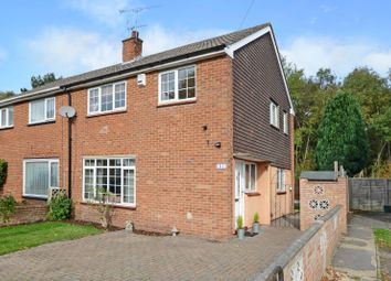 Thumbnail 3 bedroom semi-detached house to rent in Mitcham Road, Camberley