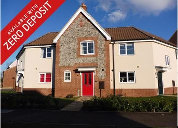 Thumbnail 2 bed property to rent in Hornbeam Drive, Dereham