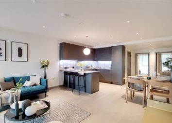 Thumbnail 2 bed flat to rent in The Taper Building, Long Lane, London