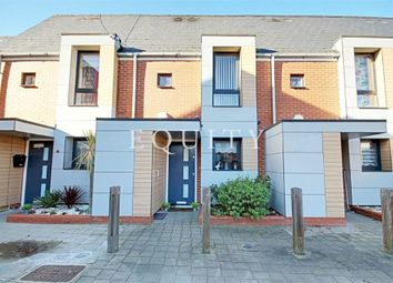 Thumbnail 2 bed terraced house for sale in Magnetic Crescent, Enfield